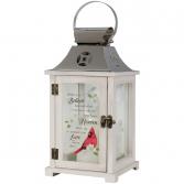 Heaven  Cardinal Memorial Lantern