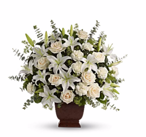 Heaven Is Near Arrangement in Riverside, CA | RIVERSIDE BOUQUET FLORIST