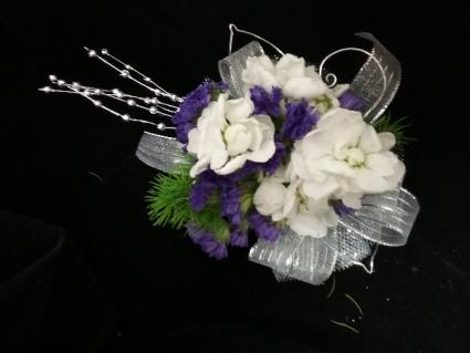 Heaven Scent Prom Corsage