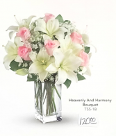 Heavenly and Harmony Bouquet