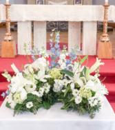 Heavenly Embrace  Urn/Memorial