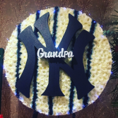 Heavenly florist customs.  Yankee logo