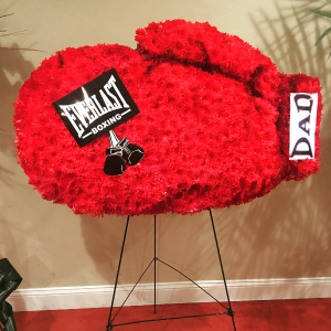 Heavenly Florist Original  Boxing glove  in Ozone Park, NY | Heavenly Florist