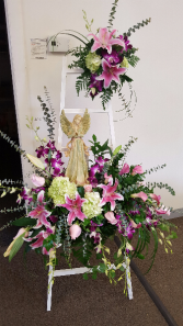 Heavenly Grace Arrangement