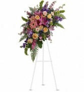 Heavenly Grace Spray  in Presque Isle, ME | COOK FLORIST, INC.