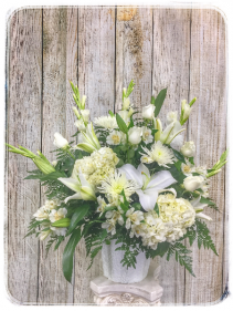 Heavenly Grace Sympathy Flowers