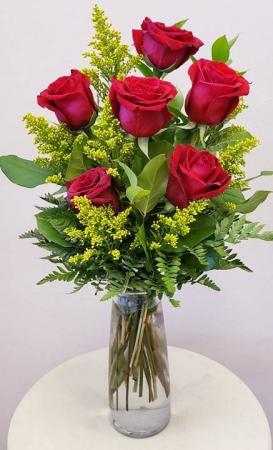 Heavenly Half Dozen  Valentine's Day