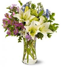 Heavenly Hamptons - 175 Vase arrangement