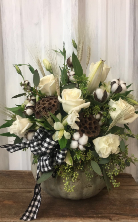 Heavenly Harvest Centerpiece in Moses Lake, WA   FLORAL OCCASIONS