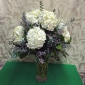Heavenly Hydrangea Bouquet