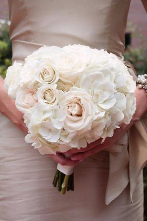 Heavenly Hydrangea Package Wedding Flowers in Edmonton, AB | PETALS ON THE TRAIL