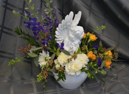 HEAVENLY JEWEL Flower Arrangement