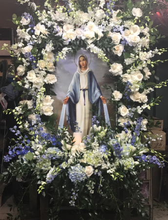 Heavenly original Blessed mother