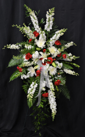 HEAVENLY REMEMBRANCE STANDING SPRAY