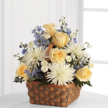 Heavenly Scented Basket - 4551 Arrangement