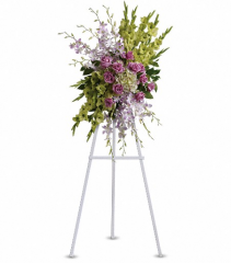 Heavenly Sentiments Floral Arrangement