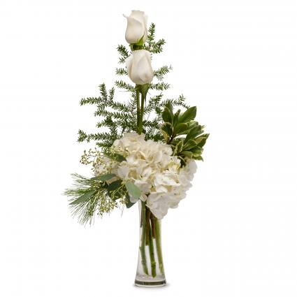 Heavenly White Arrangement