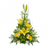 heavens choice Funeral Flowers