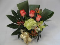 HEAVEN'S DROPLETS Condolence Flowers