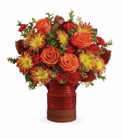 Heirloom Crock Bouquet On Sale