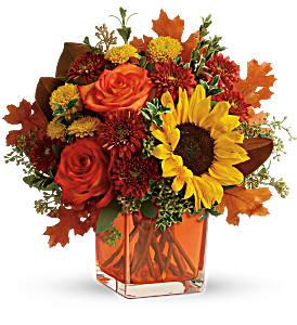 Hello Autumn - 112 Fall arrangement