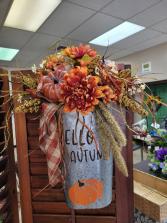 Hello Autumn Silk