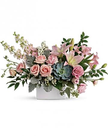 Hello Beautiful Bouquet Arrangement