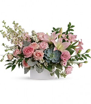 Hello Beautiful Bouquet Love and Romance in Lauderhill, FL   BLOSSOM STREET FLORIST