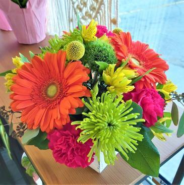 Hello Gorgeous Floral Arrangement