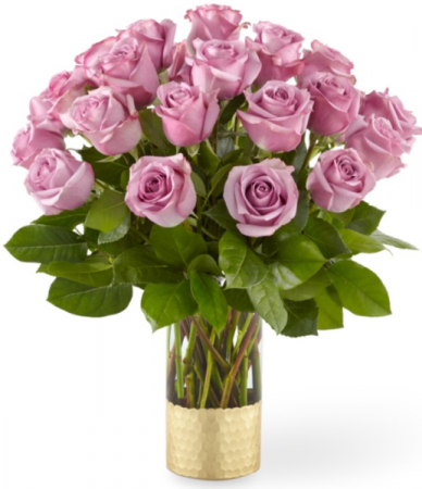 Hello Beautiful Lavender Roses