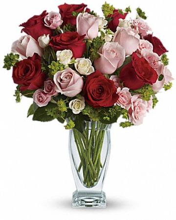 Hello Cupid  Flower Bouquet