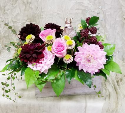 Hello Princess Fresh Floral Design