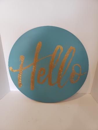 Hello Sign Giftware