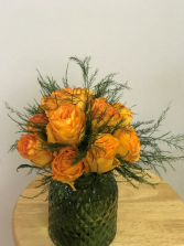 Hello Sunshine Medium Vase Arrangement