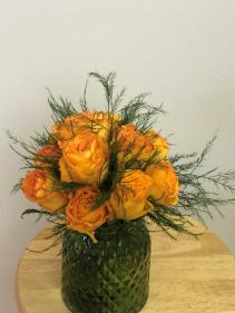 Hello Sunshine Medium Vase Arrangement