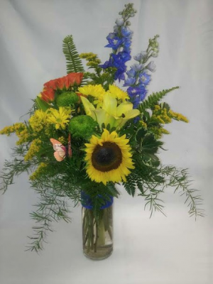 Hello Sunshine Sale $49.99 BEST SELLER!! Was $59.99 in Sunrise, FL | FLORIST24HRS.COM