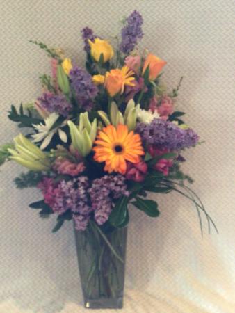 Hello sunshine  Vase