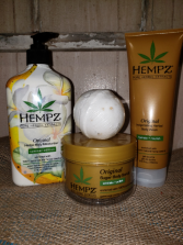 Hempz Gift Set Skin care