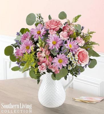 Her Special Day Bouquet Keepsake