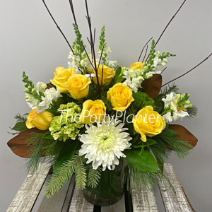 Here Comes The Sun   in Etobicoke, ON | THE POTTY PLANTER FLORIST