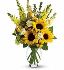 Here Comes The Sun Bouquet