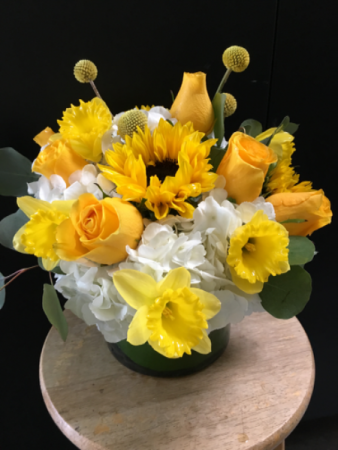 Mellow Yellow Designer's Seasonal Mix