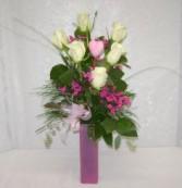 Here's My Heart Valentine Flowers