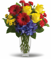 Here's to You by Teleflora Fresh Arrangement