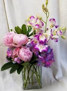 Heron Bay Dreams Vase Mix in Coral Springs, FL   Hearts & Flowers of Coral Springs