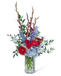 Hero's Journey Flower Arrangement