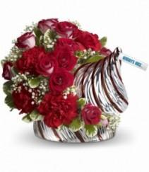 HERSHEY'S HUGS Bouquet  Gift Arrangement
