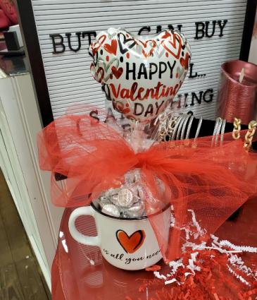 Hershey's Kisses Mug