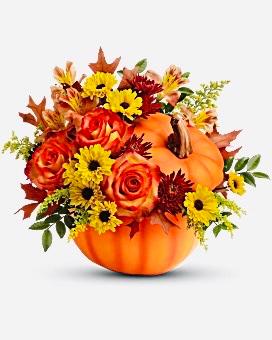 Hey, Pumpkin... Fresh Floral in Sedalia, MO   State Fair Floral