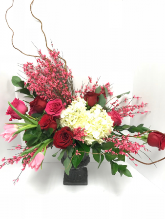 High End Floral Arrangement